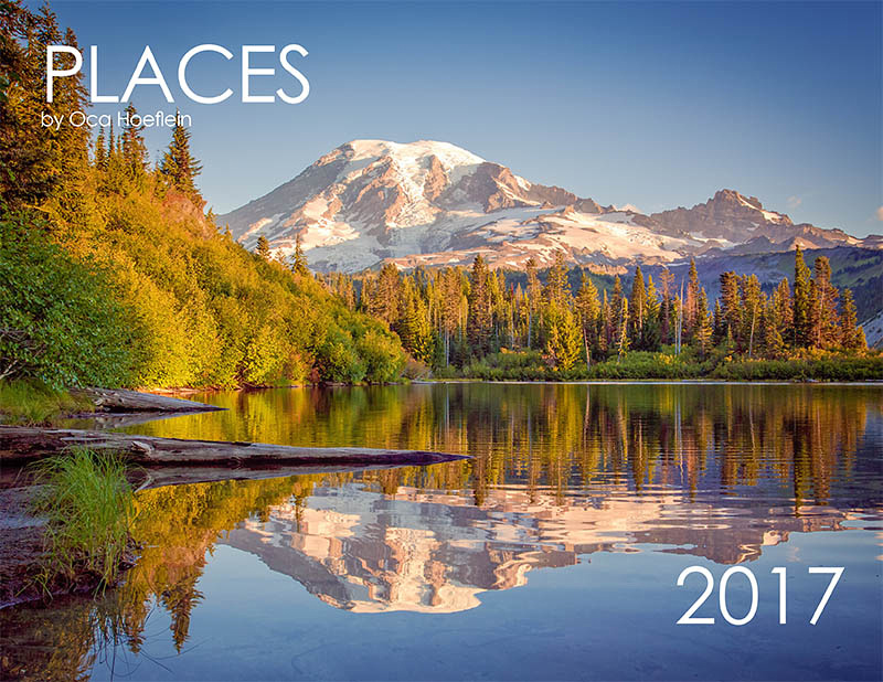 2017 Places Calendar preview